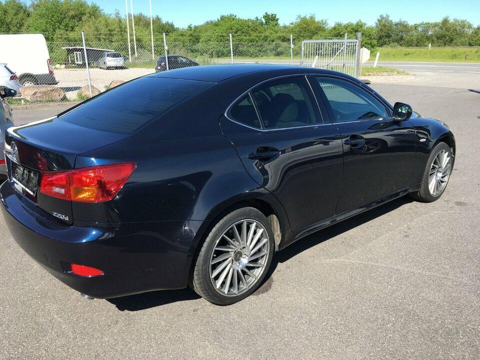 Lexus IS220d 2,2 Diesel modelår 2006 km 82000 ABS airbag