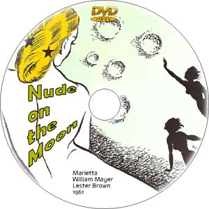 Amazon.com: Nude on the Moon: Marietta, William Mayer