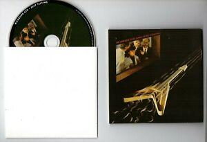 WISHBONE ASH CD : JUST TESTING ♦ X-RARE REMASTERED + 9  BONUS TRACKS (OUTTAKES)!