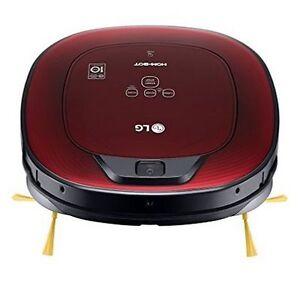Robot-Vacuum-Cleaner-LG-VSR8600RR-Serie-8-Hombot-Turbo-A-0-6-L-60-dB-58W-Red