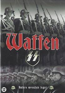 Waffen-SS-Nieuwe-dvd-in-seal-WO-II-War-Oorlog-Documentaire