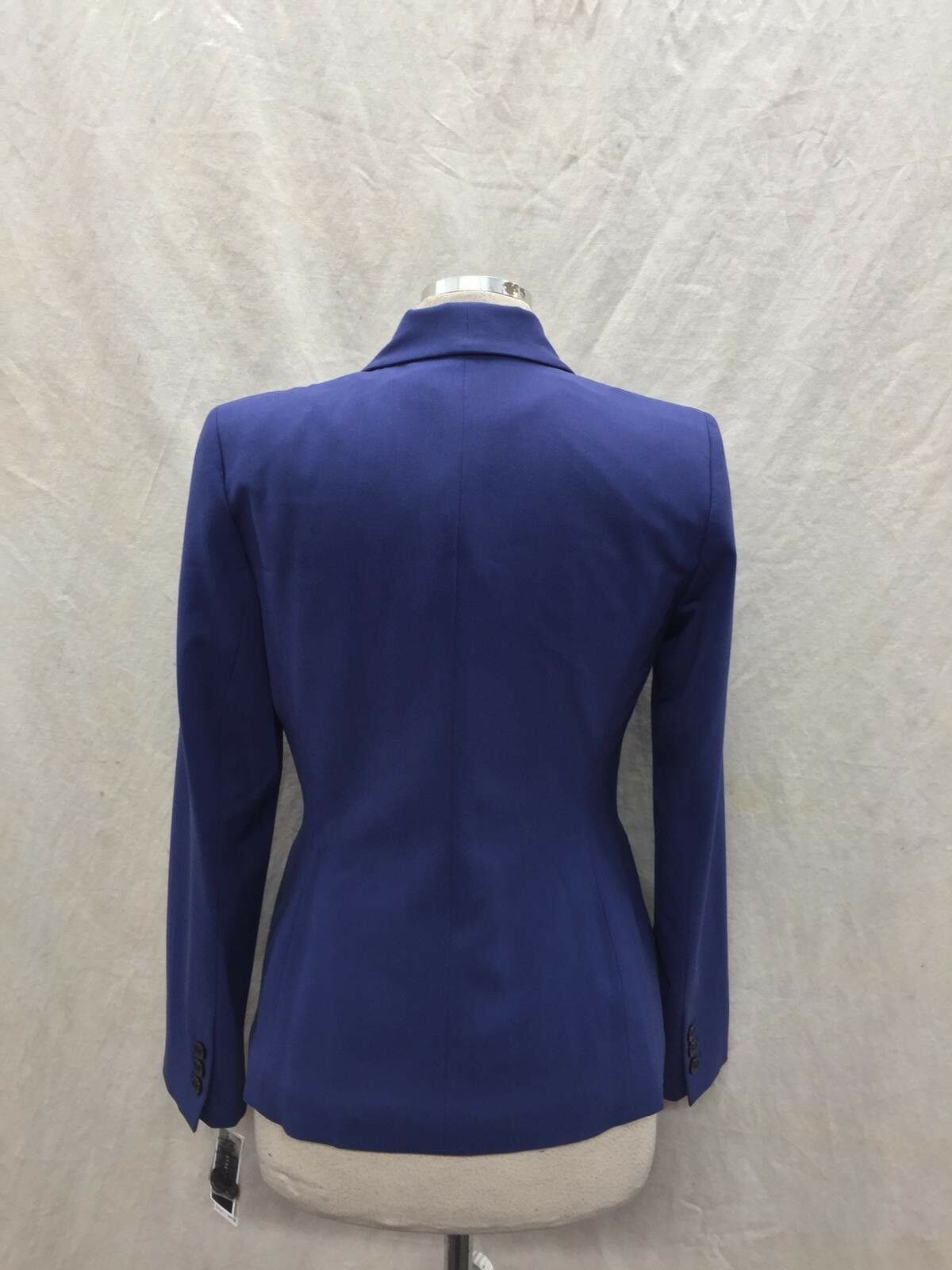 NINE WEST PANT SUIT TANK NOT INCLUDED INCLUDED INCLUDED RETAIL 280 SIZE 8 INSEAM 30  blueE  2cc043
