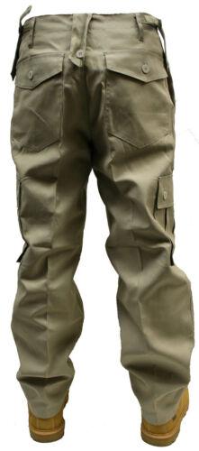 Beige combattimento Trousers Waist 48 da Cream Cargo Inch da Pantaloni Combat da Pants dell'esercito Army combattimento militari beige Pgw5aSqv5x