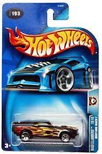 2003 Hot Wheels #193 Wastelanders Ford Mustang Mach 1