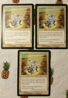 3x Burnished Hart The Gathering Mystery Booster Promo Near Mint MTG Magic