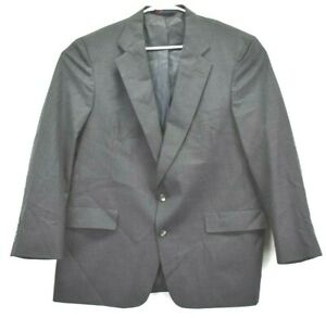 Austin Reed Men S Made In Usa Long Sleeve Lined Career Attire Suit Blazer Jacket Ebay