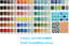 Hand-Painted-Crystal-Glass-Mosaic-Tiles-Kitchen-splash-back-Feature-Wall thumbnail 6