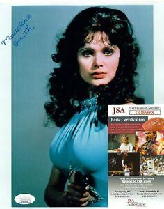 Madeline Smith Actress 007 Bond Girl Hand Signed Autograph 8x10 Photo W Jsa Coa Ebay