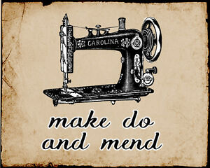 Image result for make do and mend