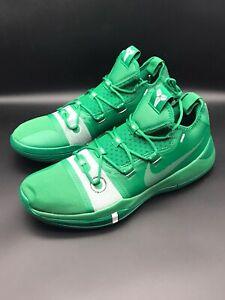 Nike Kobe Ad Exodus Tb Clover Green Rare Colorway At3874 300 Men S Size 14 5 Ebay