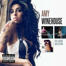 Amy Winehouse - Album Collection [New CD] Explicit