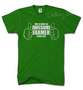 This-Is-What-An-Awesome-Farmer-Looks-Like-T-Shirt-Mens-Womens-Kids-Top-Present