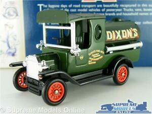 Original Ford Model T Truck Lorry Van Tanker Model Dixon's 1:64 Approx Days Gone Dg8 K8