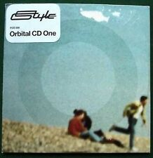 Orbital Style (CD1) Cardboard Slipsleeve CD Single