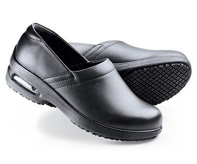Sfc Shoes For Crews Air Clog Black Women's Shoes 9070 Size 7.5 Comfort Shoes 38 Jade White