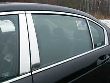 Fits Honda Accord 4DR 08-12 QAA Stainless Chrome Polished Pillar Posts 6PCS