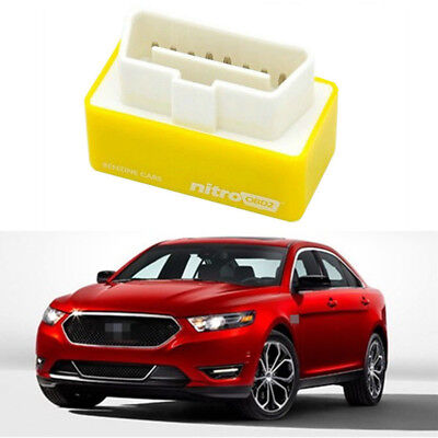 New High Quality Plug//Drive OBD2 Performance Chip-Save Fuel//Gas For FORD TAURUS