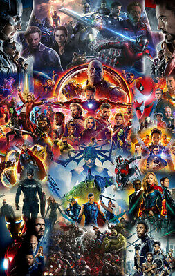 Image result for marvel movies collage