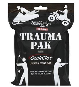 2064-0292 Adventure Medical Kits Trauma Pak with Quikclot