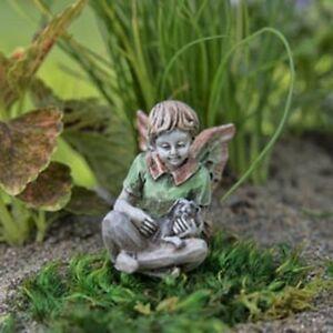 Miniature-Dollhouse-FAIRY-GARDEN-Patrick-Accessories