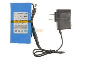 New-Brand-Super-Power-DC-12V-Portable-6800mAh-Li-ion-Rechargeable-Battery-Pack