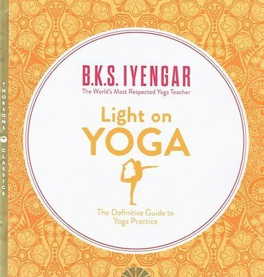 Light on Yoga by B.K.S. Iyengar NEW