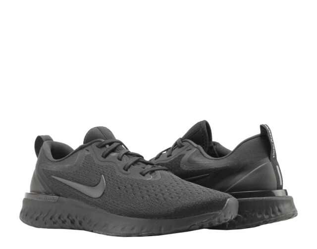 40610c7646028 2018 Nike Odyssey React Triple Black Ao9819-010 US 9.5 Men s Running ...