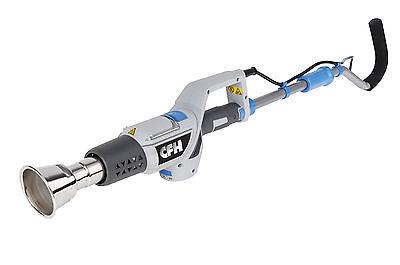 Abflammbrenner, Heissluftpistole, Grillanzünder -elektrisch- 3 in 1 Gerät