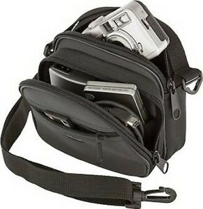 TRUST-300LN-DELUXE-CAMERA-TRAVEL-CARRY-STORAGE-BAG-CASE