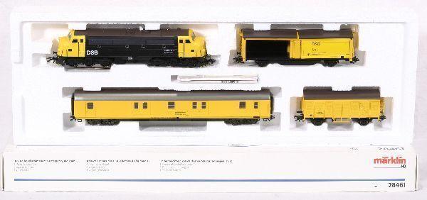 precios ultra bajos Märklin H0 28461 Danés Locomotora Diésel Juego Trenes Digital Embalaje Embalaje Embalaje Original  servicio honesto