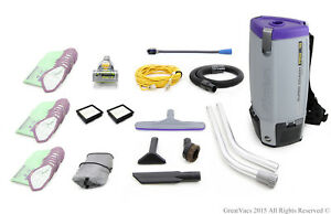Fully-Loaded-Proteam-Super-Coach-Pro-10-QT-Commercial-Backpack-Vacuum-Cleaner