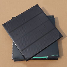 4.5W Watts Solar Panel Poly 6V Volt for Small Cell Charger 165*165MM