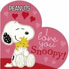Peanuts: I Love You, Snoopy by Penguin Books Ltd (Board book, 2016)