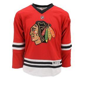 Chicago-Blackhawks-NHL-Reebok-Jonathan-Toews-Youth-Child-Size-Jersey-New-Tags