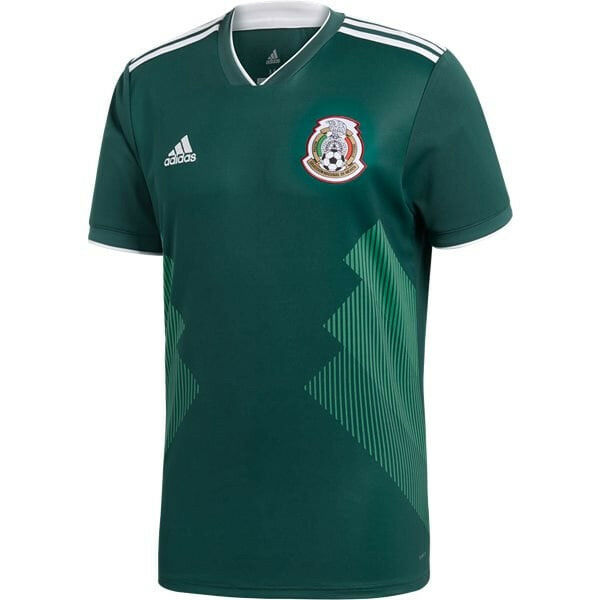 Mexico 2018 World Cup Home Youth Jersey adidas M  8bc71c04e