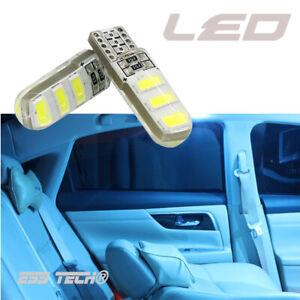 Ampoule-T10-LED-Bleu-glace-W5W-Lampe-Canbus-lumiere-ambiance-pour-interieur-auto