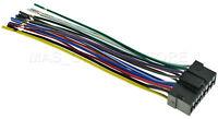 Wire Harness For Sony Xav-622 Xav622 Xav-62bt Xav62bt Ships Today