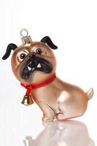 Inge Glas Crazy Dogs No 5 Verruckter Hund Weihnachtsschmuck