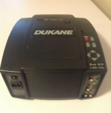 DUKANE IMAGEPRO 8778 PROJECTOR IMAGE IS CLEAR /& BRIGHT!! WORKS GREAT!