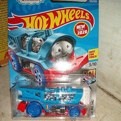 Hard to Find Hot Wheels 2020 Loco Motorin' Thomas /& Friends #125//250 New