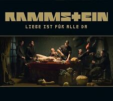 Rammstein - Liebe Ist Fur Alle Da 12 Inch Vinyl LP Record New