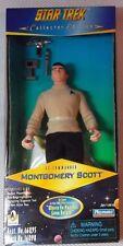 "1996 Playmates STAR TREK Target Collector  MONTGOMERY SCOTT 9"" Figure 1966 Pilot"