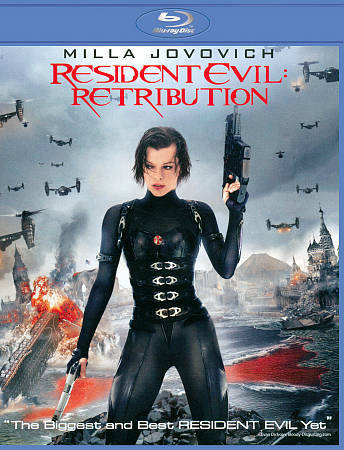 Resident Evil Retribution Mini One Sheet Movie Poster Milla