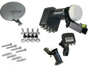 SKY-HD-DISH-AND-LNB-OCTO-QUAD-LNB-SKY-SATELLITE-DISH-ZONE-1-1st-CLASS-DELIVERY