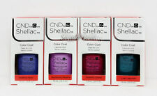 CND Shellac 0.25oz- All 4 shades from GARDEN MUSE 2015 Collection 90796-90799