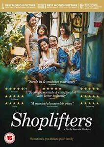 SHOPLIFTERS-DVD