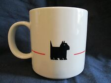 Vintage Taylor & Ng Coffee Mug 1984 Scottie Scotty Dogs Terrier Minimals Japan