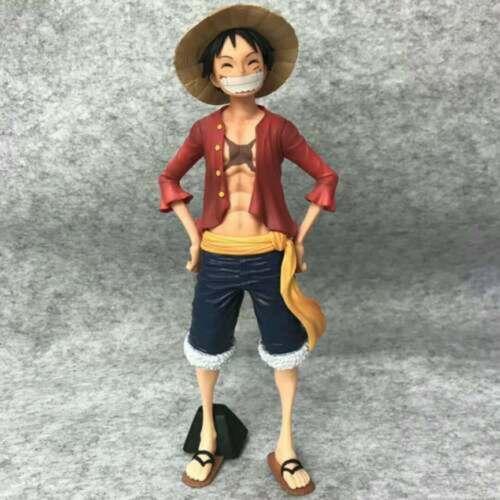 One Piece Grandista The Grandline Men Monkey D Luffy Big Figure New No Box