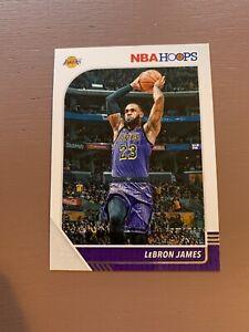 2019-20-Hoops-Basketball-Base-Card-LeBron-James-Los-Angeles-Lakers