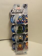 Marvel  Avengers Assemble Micro Muggs    Ages 4+  ***New in Pack ***